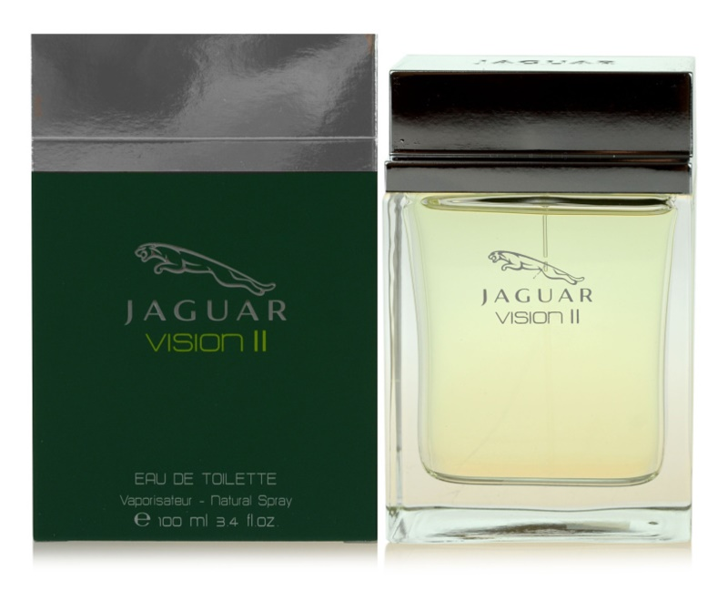Jaguar Vision II toaletná voda pre mužov 100 ml