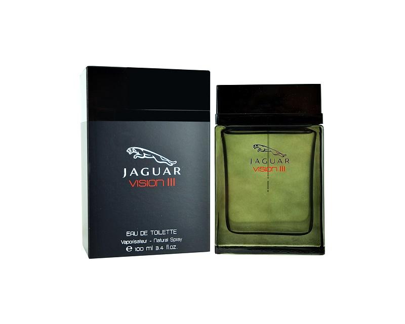 Jaguar Vision III Eau de Toilette für Herren 100 ml