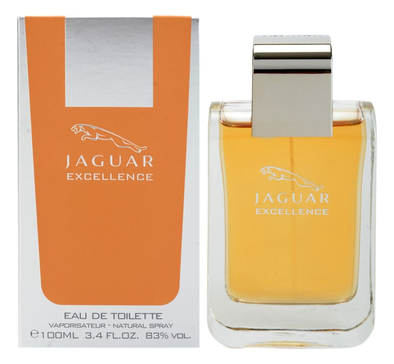 Jaguar Excellence woda toaletowa dla mężczyzn 100 ml