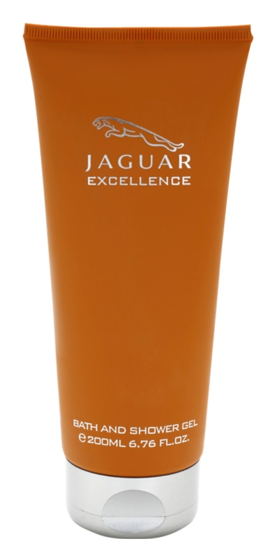 Jaguar Excellence tusfürdő férfiaknak 200 ml