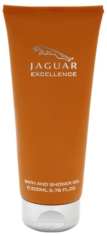 Jaguar Excellence żel pod prysznic dla mężczyzn 200 ml