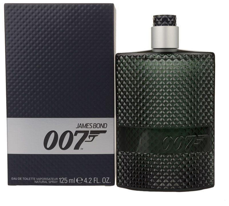 James Bond 007 James Bond 007 Eau de Toilette für Herren 125 ml