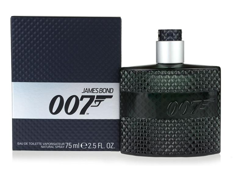James Bond 007 James Bond 007 toaletná voda pre mužov 75 ml