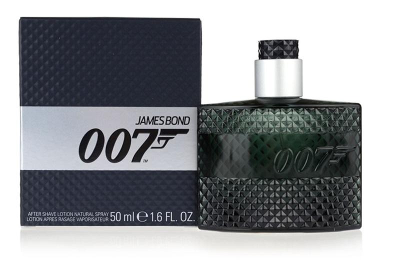 James Bond 007 James Bond 007 After Shave für Herren 50 ml