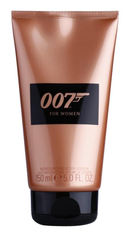 James Bond 007 for Women tělové mléko pro ženy 150 ml