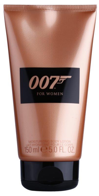 James Bond 007 James Bond 007 for Women telové mlieko pre ženy 150 ml