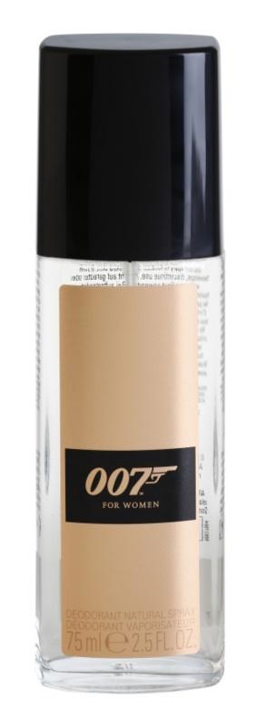 James Bond 007 James Bond 007 for Women deodorant s rozprašovačom pre ženy 75 ml