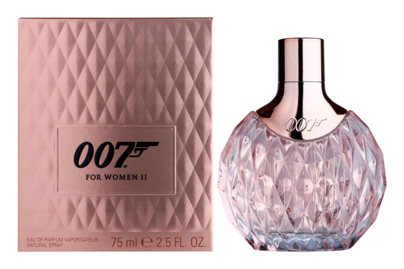 James Bond 007 For Women II Eau de Parfum για γυναίκες 75 μλ