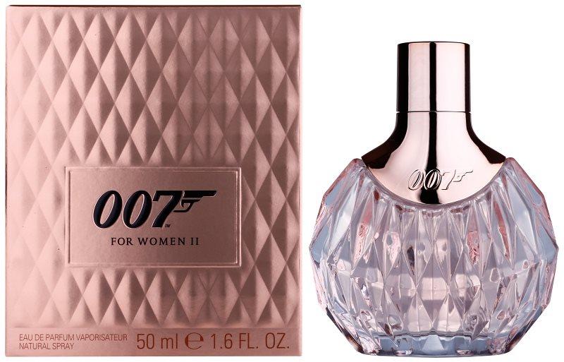 James Bond 007 For Women II woda perfumowana dla kobiet 50 ml