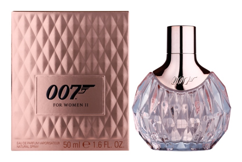 James Bond 007 James Bond 007 For Women II woda perfumowana dla kobiet 50 ml