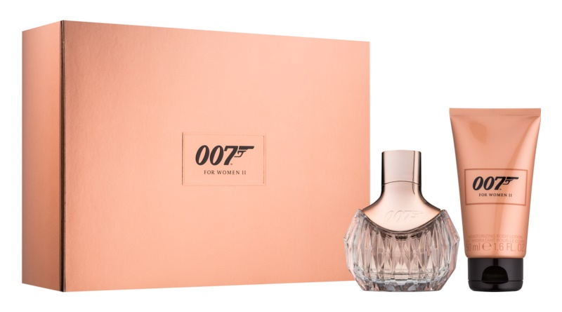 James Bond 007 For Women II zestaw upominkowy I.