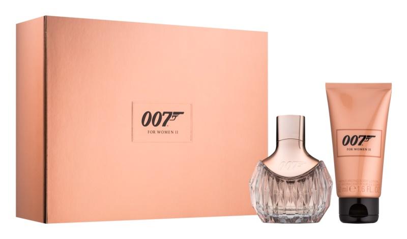 James Bond 007 James Bond 007 For Women II ajándékszett I.