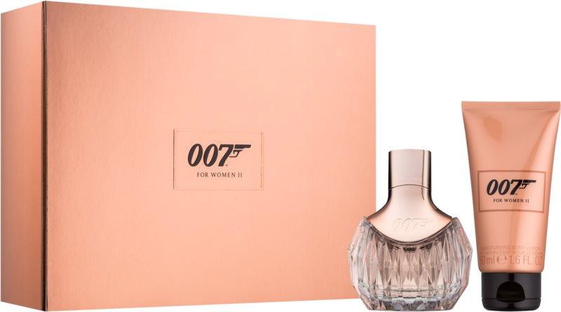 James Bond 007 James Bond 007 For Women II confezione regalo I