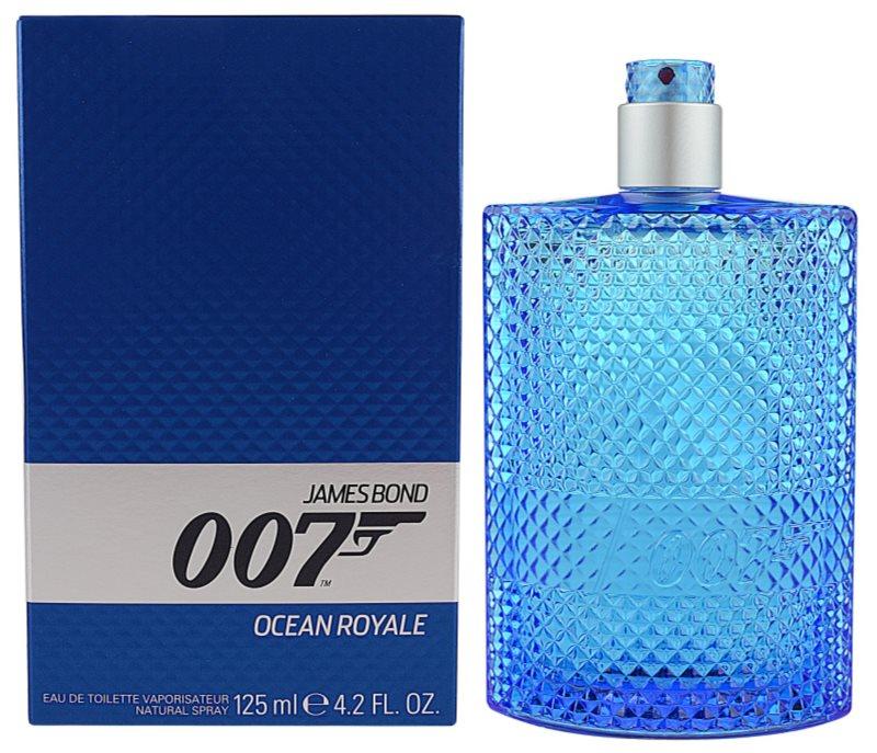 James Bond 007 Ocean Royale toaletní voda pro muže 125 ml