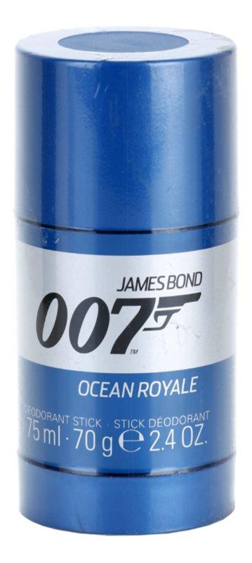 James Bond 007 Ocean Royale deostick pentru barbati 75 ml