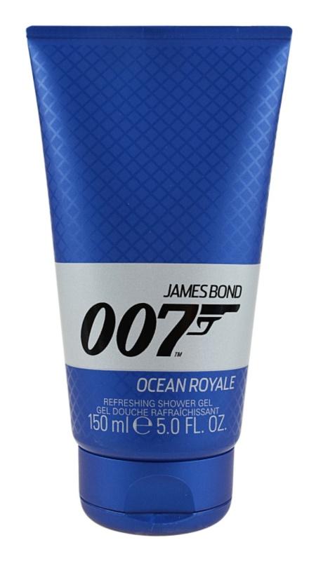 James Bond 007 Ocean Royale żel pod prysznic dla mężczyzn 150 ml