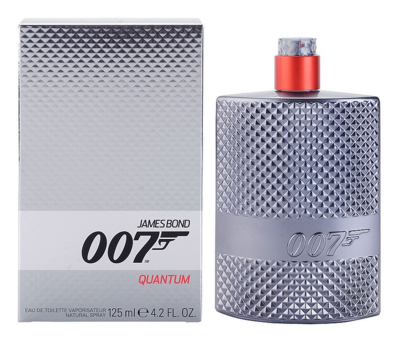 James Bond 007 Quantum Eau de Toilette voor Mannen 125 ml