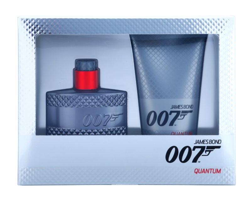 James Bond 007 Quantum Gift Set I.
