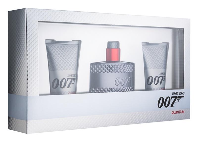 James Bond 007 Quantum Gift Set II.
