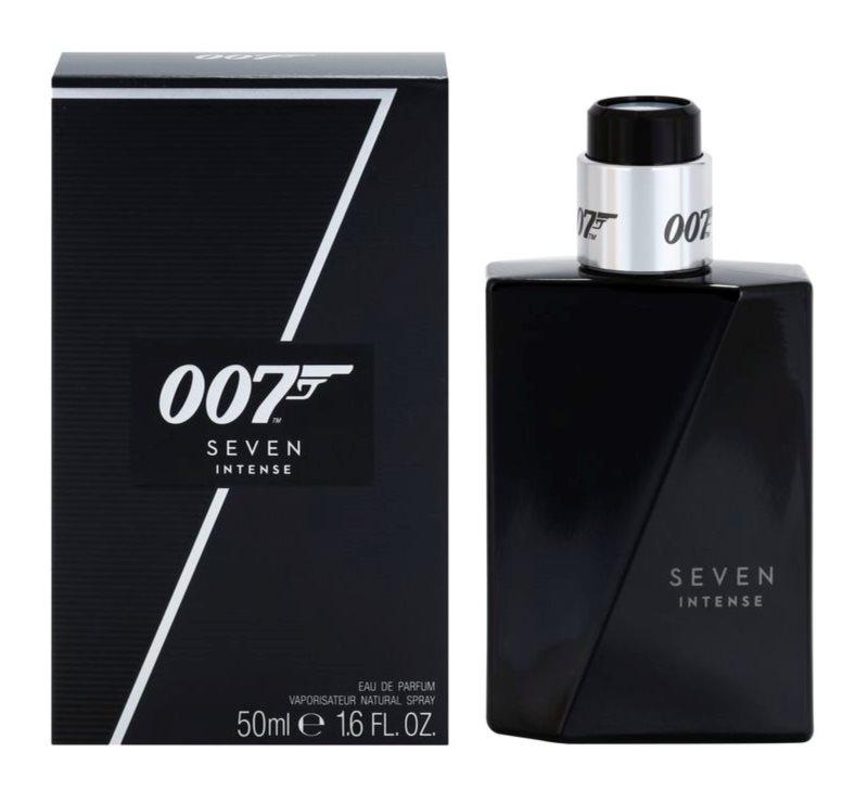 James Bond 007 Seven Intense eau de parfum per uomo 50 ml