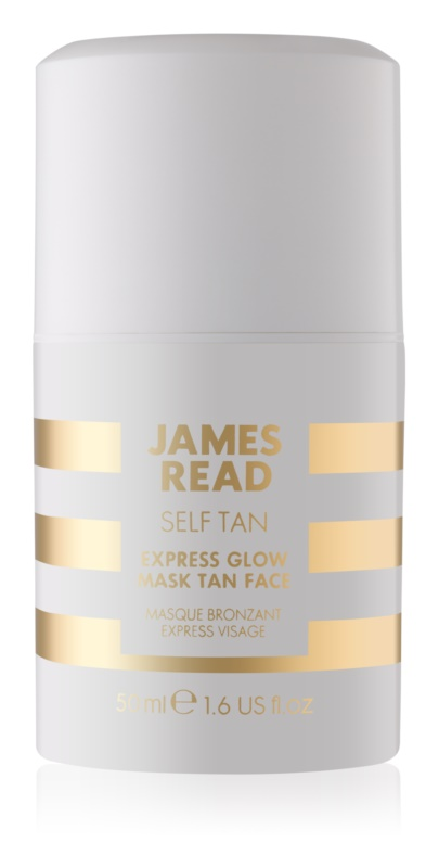 James Read Self Tan Bronzing Facial Mask with Immediate Effect