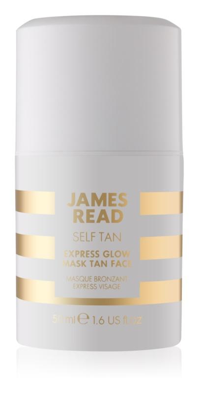 James Read Self Tan Selbstbräuner-Gesichtsmaske mit Sofort-Effekt