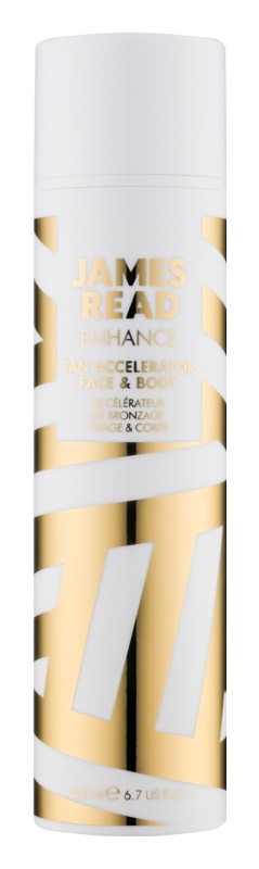 James Read Enhance Face & Body Tan Accelerator