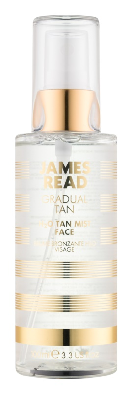 James Read Gradual Tan espuma bronzeadora para rosto