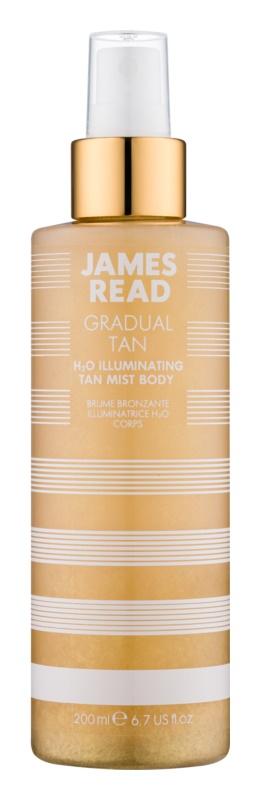 James Read Gradual Tan Self-Tanning Mist For Body