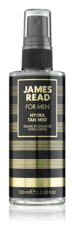 James Read Men samoopaľovacia hmla na tvár