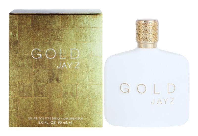 Jay Z Gold toaletní voda pro muže 90 ml
