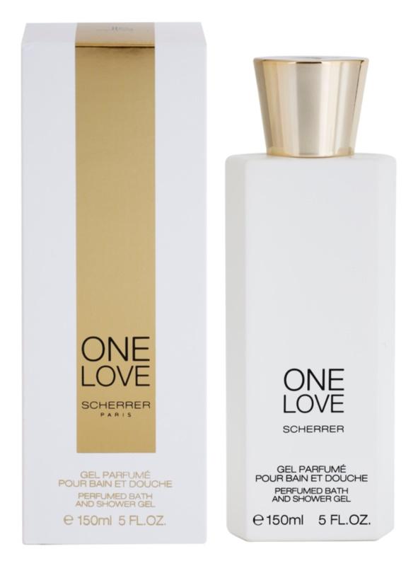 Jean-Louis Scherrer One Love sprchový gél pre ženy 150 ml