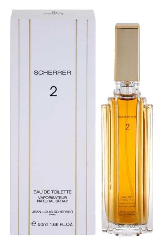 Jean-Louis Scherrer Scherrer 2 toaletná voda pre ženy 50 ml