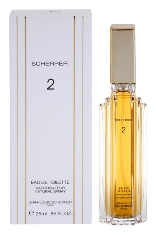 Jean-Louis Scherrer  Scherrer 2 toaletní voda pro ženy 25 ml