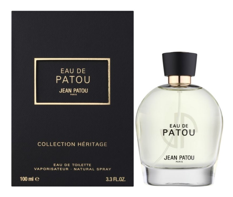Jean Patou Eau de Patou Eau de Toilette Unisex 100 ml