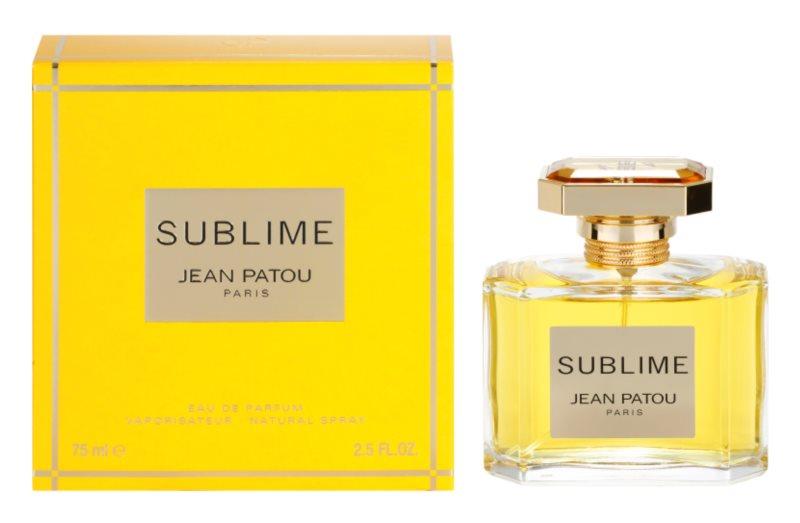 Jean Patou Sublime Eau de Parfum für Damen 75 ml