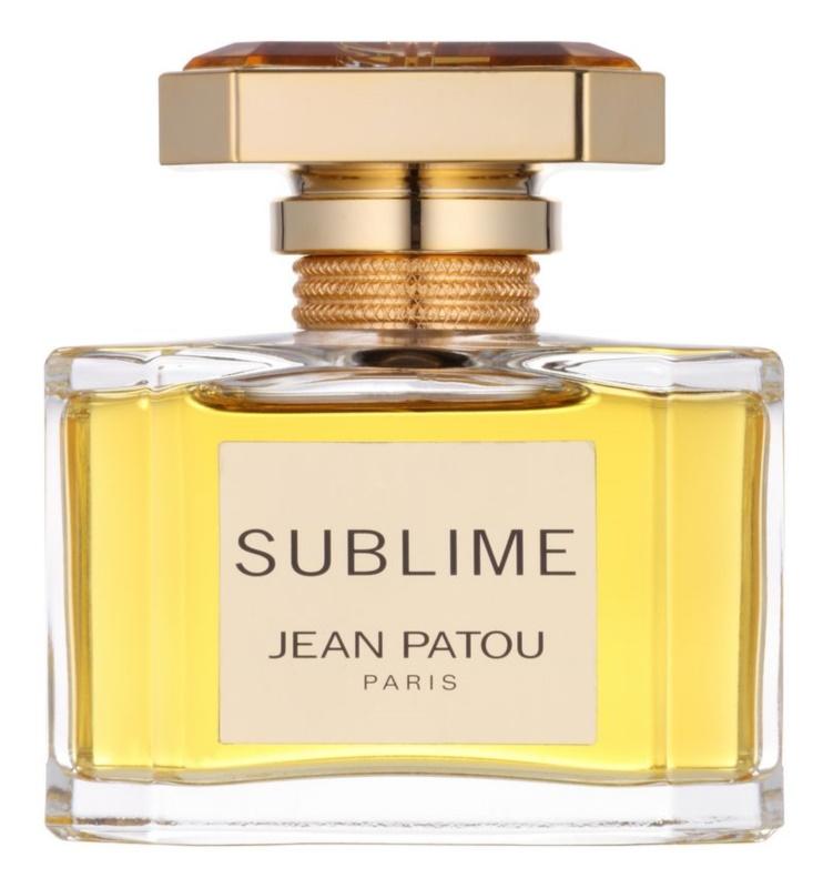 Jean Patou Sublime eau de toilette pentru femei 50 ml