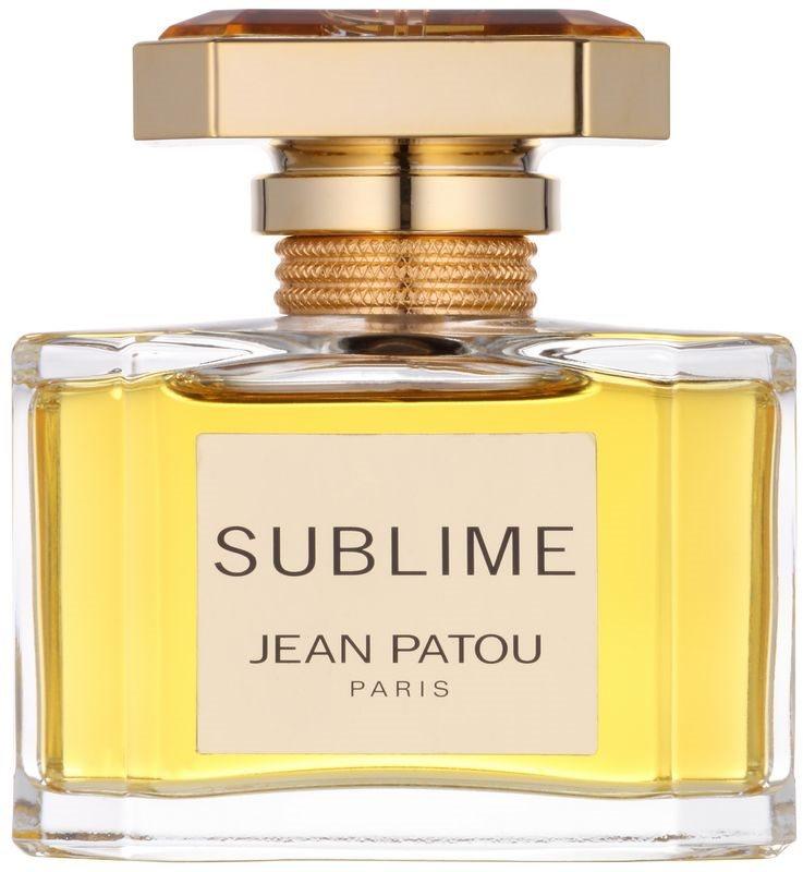 Jean Patou Sublime eau de toilette per donna 50 ml