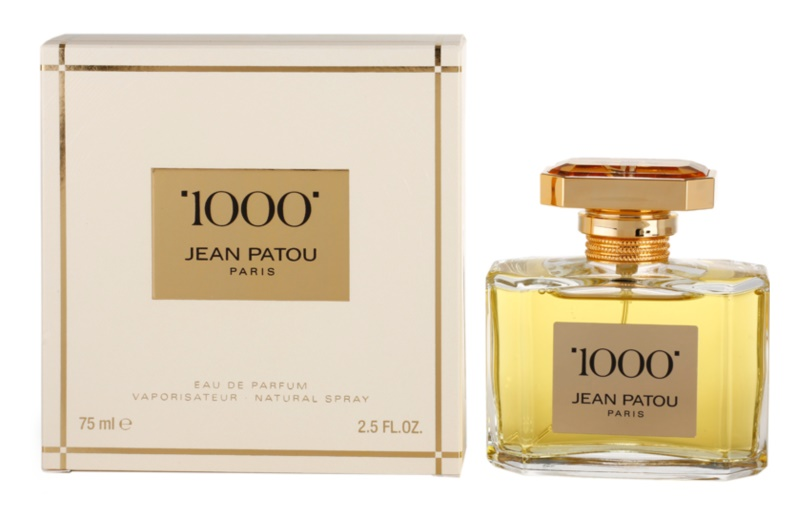 Jean Patou 1000 Parfumovaná voda pre ženy 75 ml