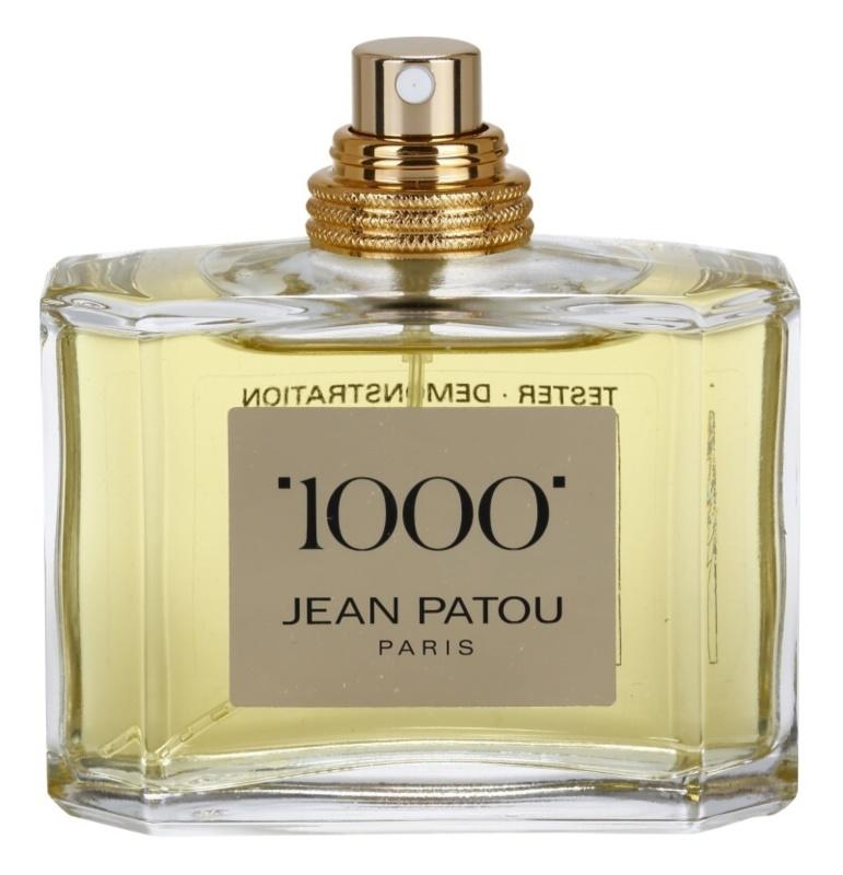 Jean Patou 1000 eau de toilette teszter nőknek 75 ml