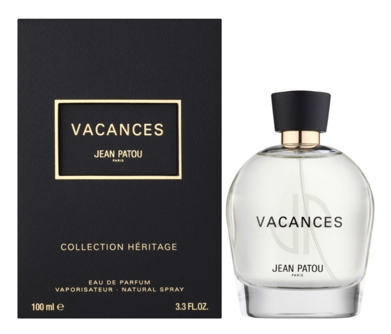 Jean Patou Vacances Eau de Parfum voor Vrouwen  100 ml
