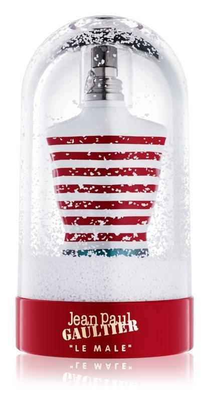 Jean Paul Gaultier Le Male Christmas Collector Edition 2017 туалетна вода для чоловіків 125 мл Лімітоване видання