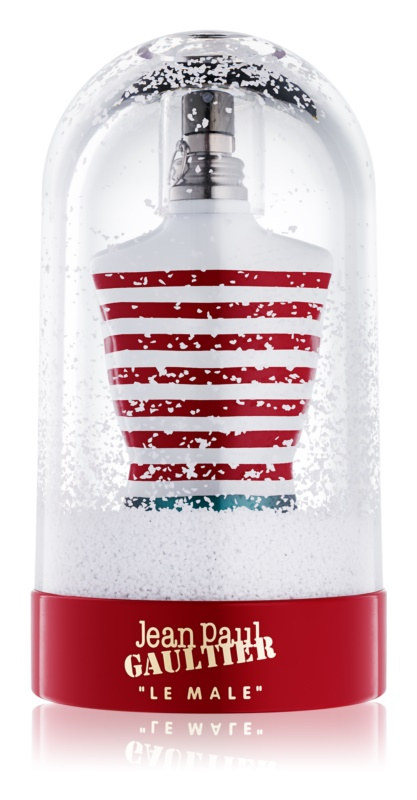 Jean Paul Gaultier Le Male Christmas Collector Edition 2017 eau de toilette pentru barbati 125 ml editie limitata