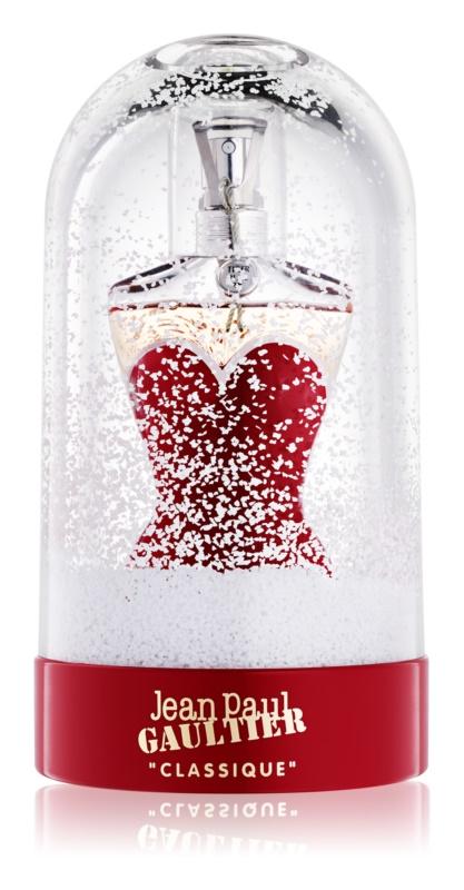 Jean Paul Gaultier Classique Christmas Collector Edition 2017 toaletná voda pre ženy 100 ml limitovaná edícia