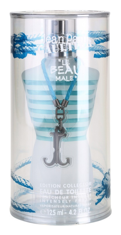 Jean Paul Gaultier Le Beau Male Edition Collector eau de toilette per uomo 125 ml edizione limitata