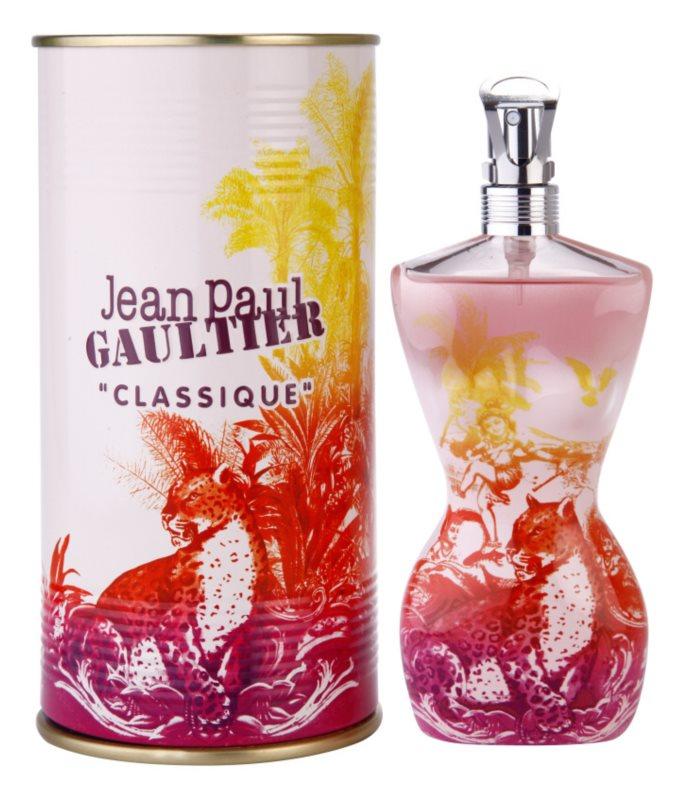 Jean Paul Gaultier Classique Summer 2015 eau de toilette pentru femei 100 ml