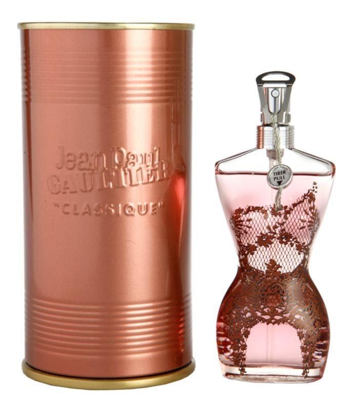 Jean Paul Gaultier Classique Eau de Parfum voor Vrouwen  50 ml