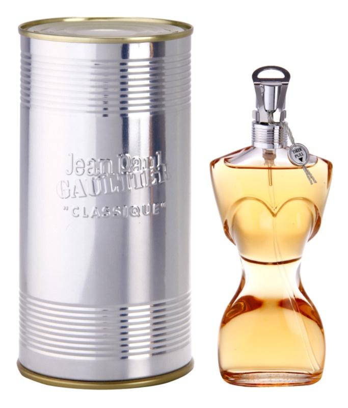 Jean Paul Gaultier Classique eau de toilette per donna 75 ml ricarica