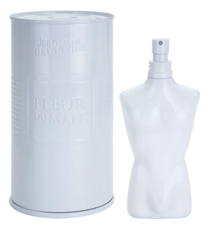 Jean Paul Gaultier Fleur du Male eau de toilette per uomo 125 ml