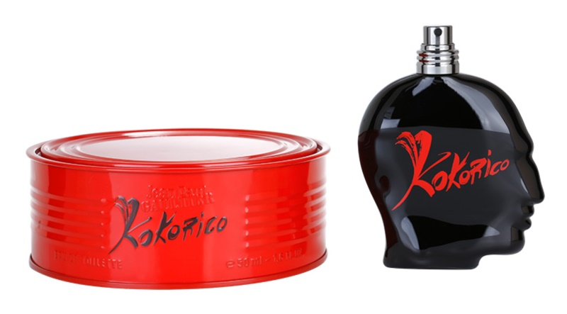 Jean Paul Gaultier Kokorico Eau de Toilette for Men 50 ml